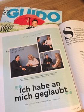 Stefanie Will Interview GUIDO Schlaganfall