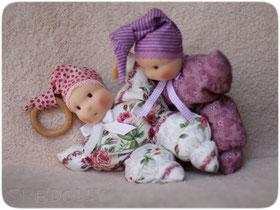 куклы из ткани для детей до года