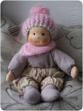 куклы сделанные в ручную из натуральных материалов