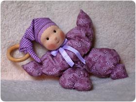 кукла для самых маленьких