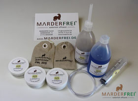 Marderabwehr Mardermittel Marder Mader