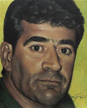 Roberto - 51 x 60 cm.