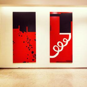 Nina Pops in der Galerie SEHR