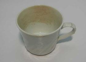 コーヒーしぶの汚れ