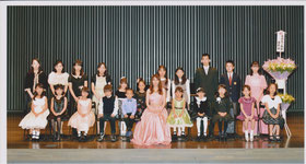 荻窪水谷ピアノ教室発表会
