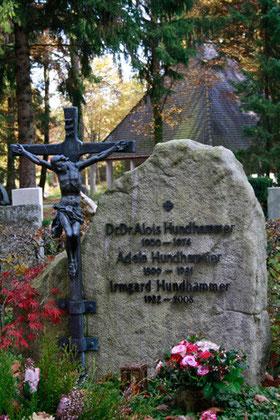 Hundhammer, Alois Dr. Dr. (1900-1974)