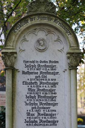 Kreitmayer, Joseph (1827-1895)