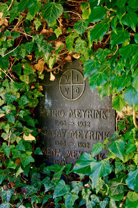 Meyrink (Meyer), Gustav (1868-1932)
