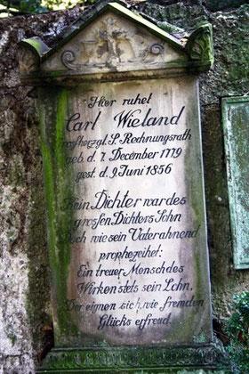 »Historischer Friedhof« in Weimar
