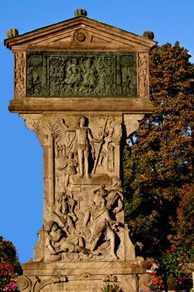 Das Münzer'sche Grabmahl (Müntzer, Wolfgang: 1524-1577)