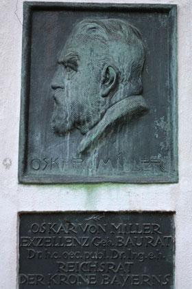Miller, Oskar von (1855-1934)