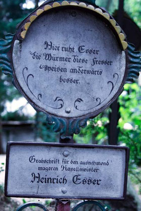 Museumsfriedhof in Tirol