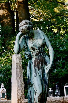 Kinderbegräbnisstätten, Parkfriedhof Ohlsdorf, Hamburg