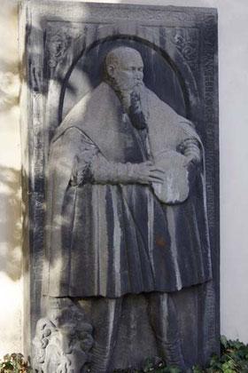 Jakobsfriedhof in Weimar