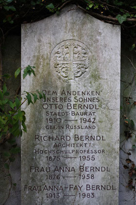 Berndl, Prof. Richard (1875-1955)