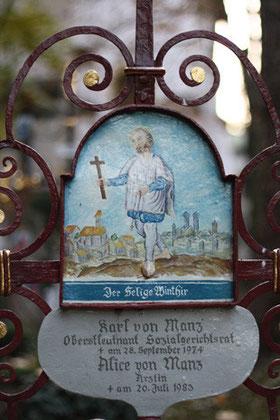 Manz, Karl von (1893-1974)