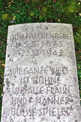 Falckenberg, Otto (1873-1947)