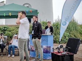 Windpark, Veranstaltung, Eventbetreuung