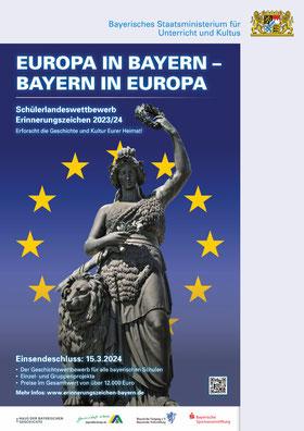 """Plakatmotiv zur Bayerischen Landesausstellung 2017 """"Ritter, Bauern, Lutheraner"""" © Haus der Bayerischen Geschichte, Augsburg"""