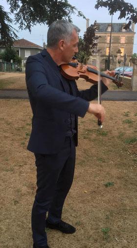 Ecole de musique Selloise - Cours de musique à Selles-sur-Cher - Leçons de trompette avec Philippe Paimboeuf