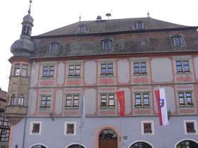 Rathaus Bad Königshofen