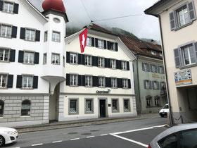 Sanierung Credit Suisse Altdorf