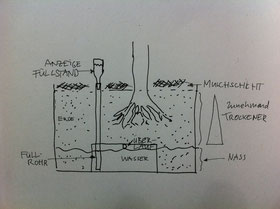 Schematische Zeichnung zur Funktionsweise