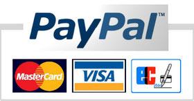 Bezahlen Sie im WINSTONgolf-Shop via PayPal oder Rechnung.