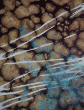 meta. meta. hackepeter. (757,54) . 2015 . 45x30 .  oil on canvas