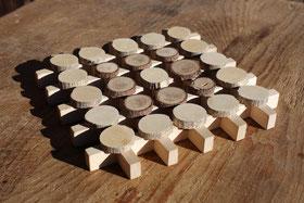 Holzobjekte