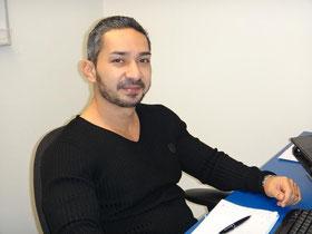 Sam Mojtahedi @work