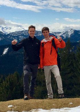 Lars und Nils Krauß