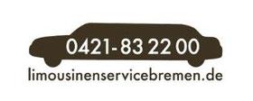 Limousinenservice Bremen  Inh. Andreas Harbaum  Baumhauser Weg 48 B  28279 Bremen