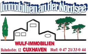 Start Wulf Immobilien Cuxhaven
