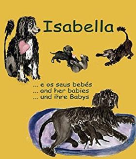 Portugiesischer Wasserhund Isabella - 3 Kinderbuch