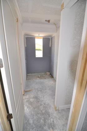 Crown Molding Bathroom 4