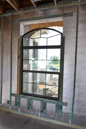 Fenster im Dining-Bereich