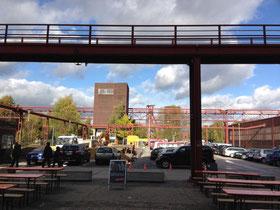 C.A.R. auf der Zeche Zollverein Essen 2013, tOG - take OFF GALLERY war da und berichtet