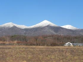 編笠山(八ヶ岳)