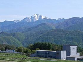 甲斐駒ヶ岳(南アルプス)