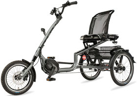 Pfau Tec Scoobo Dreirad und Elektro-Dreirad für Erwachsene - Sessel-Dreirad 2020