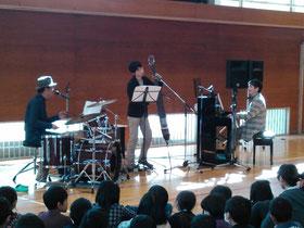PMO 仙台 ジャズ 学校 コンサート