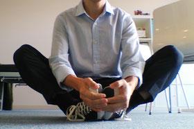 腰痛を治すためのストレッチ方法