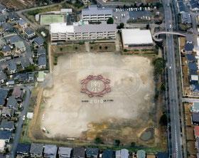 2009年 校舎全景