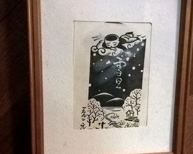 これは松本氏からの年賀状でしょうか~?