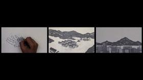 New Cities/ 2013/ビデオ/カラー/ 作曲:渡辺裕紀子