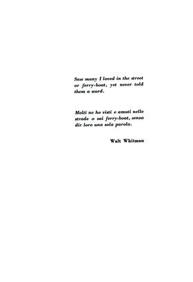 pagina tipografica composta e stampata a mano