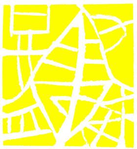 linoleum originale di Roberto Dossi (misura 85x78 mm)