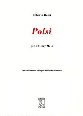 frontespizio tipografico stampato a due colori