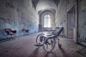 L`Ex Ospedale Psichiatrico della Depressivo